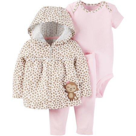 41d261f24781 Child of Mine by Carter s Newborn Baby Girl Sweater