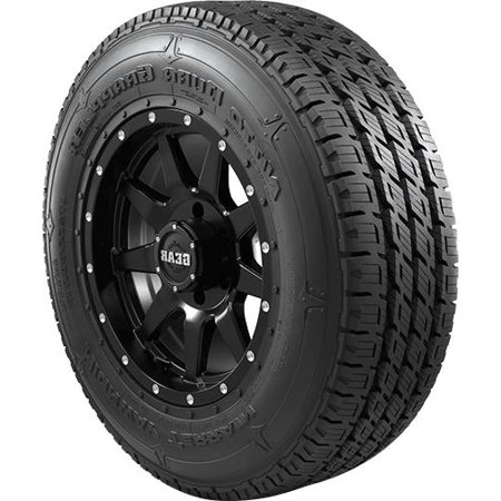 Nitto Dura Grappler >> Nitto Dura Grappler P265 70r17 113s Highway Terrain Tire