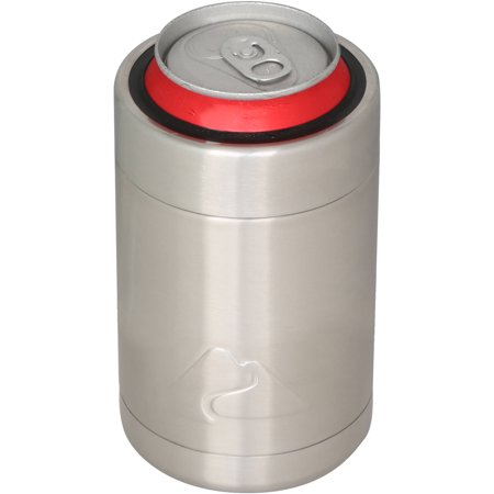 511ab936c83 Ozark Trail 12-Ounce Vacuum Insulated Can Cooler with Metal Gasket Image 4  of 6