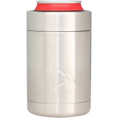 8bfd85a8114 Ozark Trail 12-Ounce Vacuum Insulated Can Cooler with Metal Gasket Image 3  of 6